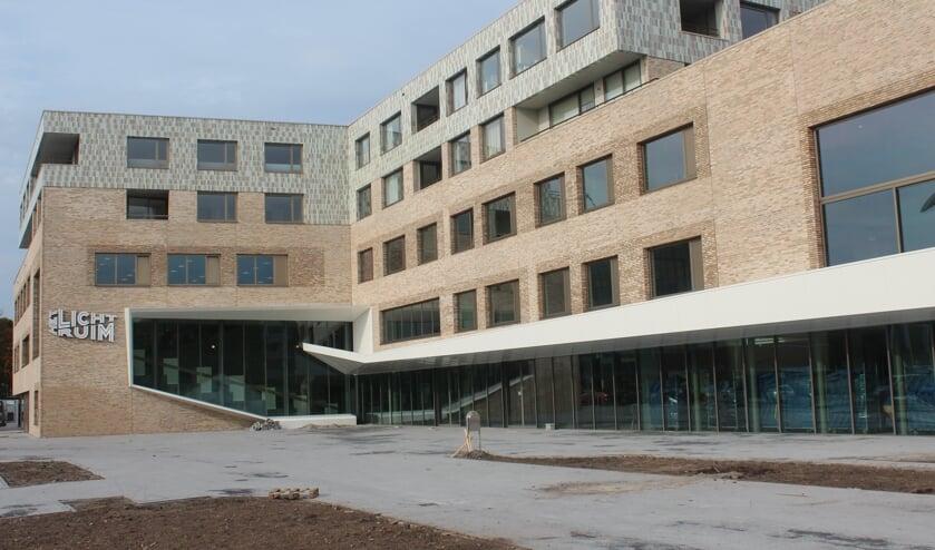 In 2013 was het nieuwe Cultureel Centrum in Bilthoven klaar voor oplevering.