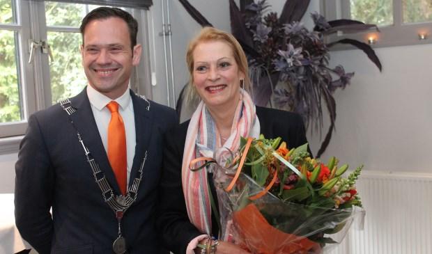 Mevrouw Ella Prins - van der Put heeft zich o.a. ingezet voor de Centrumkerk in Bilthoven en is Lid van het Comité Open Monumentendag.   © De Vierklank