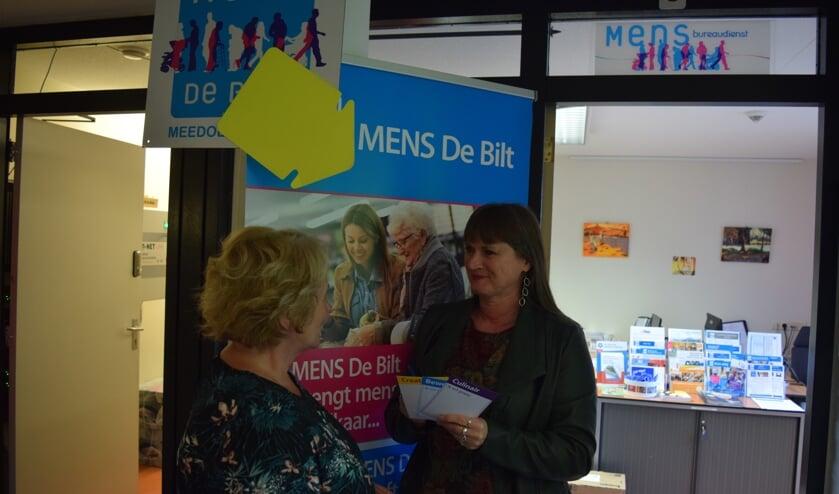 Bij Mens De Bilt staat ontmoeten centraal.