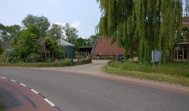 De fusiepost Westbroek-Tienhoven ontvangt 7 ton subsidie voor renovatie van Kerkdijk 176. Foto:  © De Vierklank