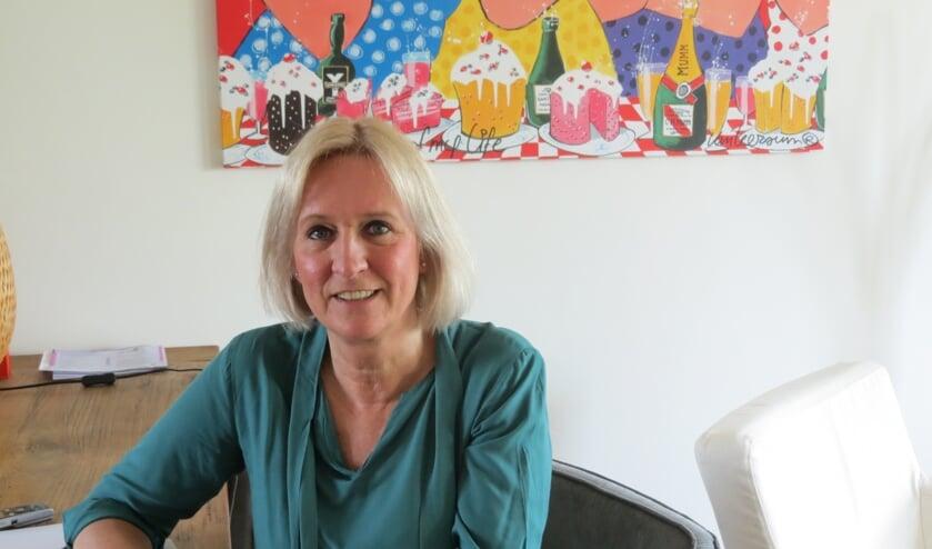 Inge Verweij heeft inmiddels een nieuw boek op de rol staan.
