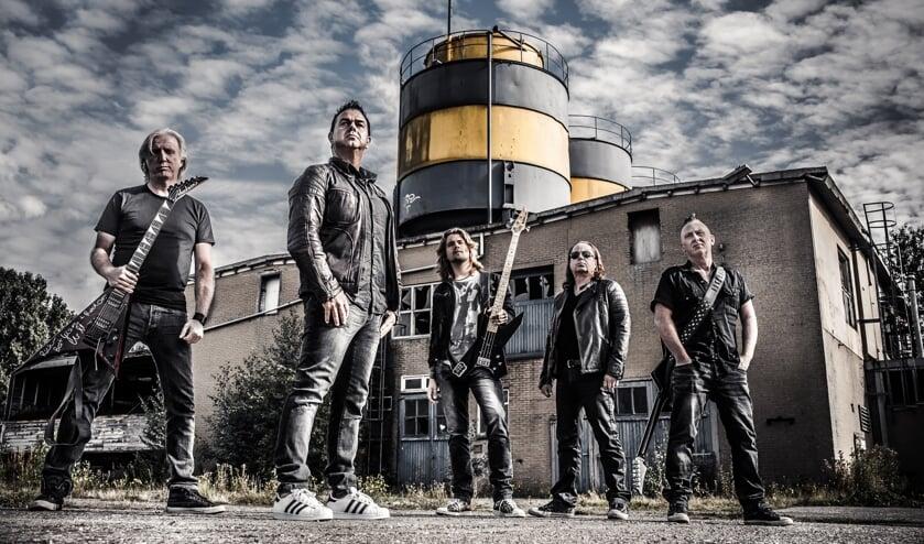 Heavy metal band Martyr.