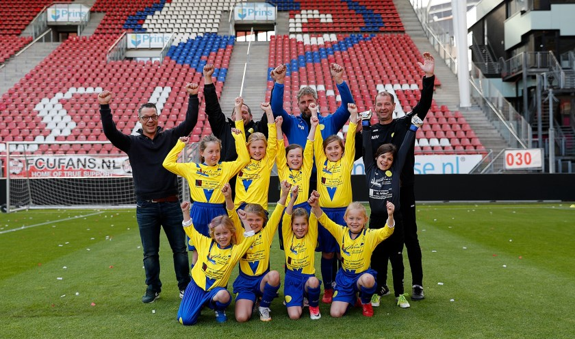 Spelen bij FC Utrecht