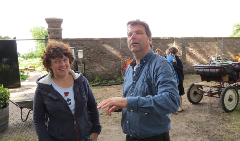 Producer Sanne van der Zee en regisseur Timon Blok
