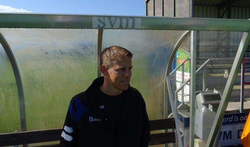 Trainer Kevin Ligtermoet ziet de komende competitie met vertrouwen tegemoet. Het doel is een periodetitel.