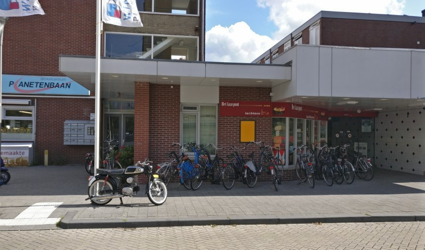 60 jaar Winkelcentrum Planetenbaan