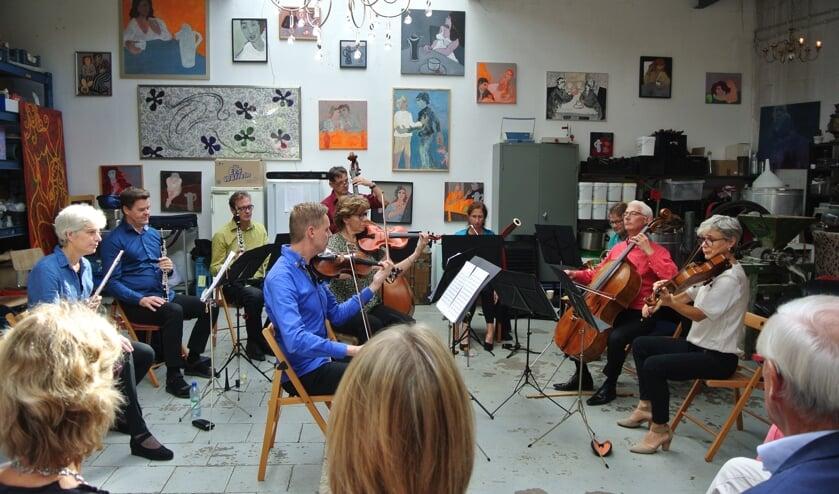 Concert in Galerie Kunst & Licht