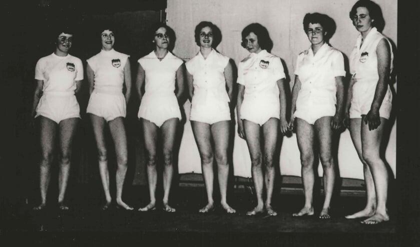 In 1960 werden de dames van Irene kampioen.