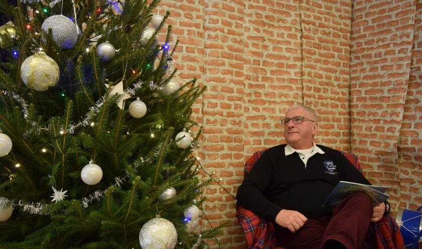 Na de Kerstdagen is meester Peter met pensioen gegaan.