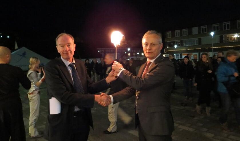 Op 22 november 2013 ontving voormalig burgemeester Arjen Gerritsen van de toenmalige SSW-directeur Ad van Zijl een laaiende fakkel waarmee Het Lichtruim werd overgedragen aan de Biltse bevolking.