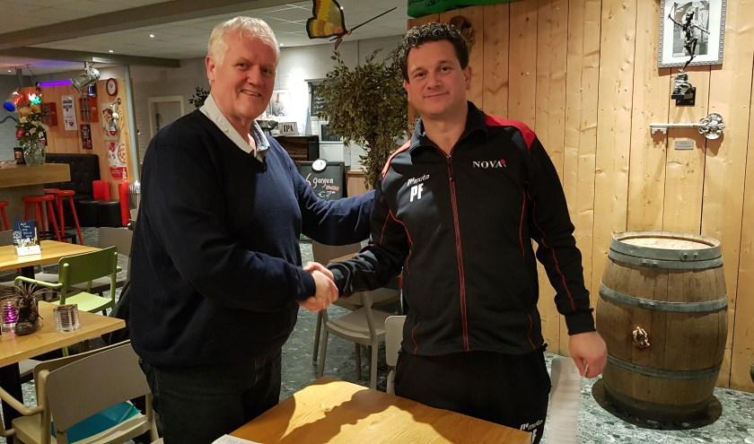 Pascal Frank blijft aan als hoofdtrainer/coach bij Nova.