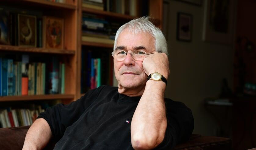 Pieter van Lierop: filmrecensent in ruste. (foto Marjolein Ansink)