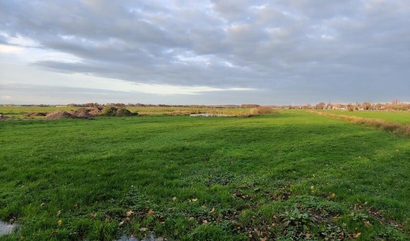 Het kleine, nu door weilanden omgeven park was in de negentiende eeuw aanzienlijk groter en kende een bebossing die zich tot aan 't Gooi uitstrekte. Binnen het aangekochte aansluitend deel zullen nu de oude vijverpartijen worden hersteld.