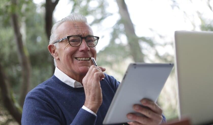Seniorenweb publiceert handige tips en weetjes in de nieuwsbrief.