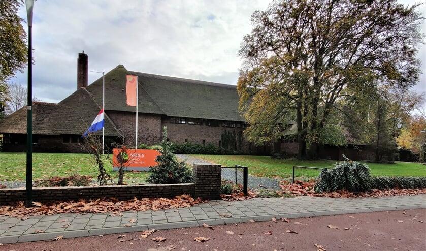 Aeres Bilthoven is nu nog in dit huurpand gevestigd.