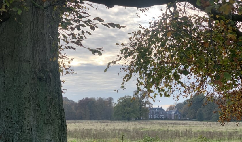 Landhuis Houdringe: dichtbij en toch veraf.