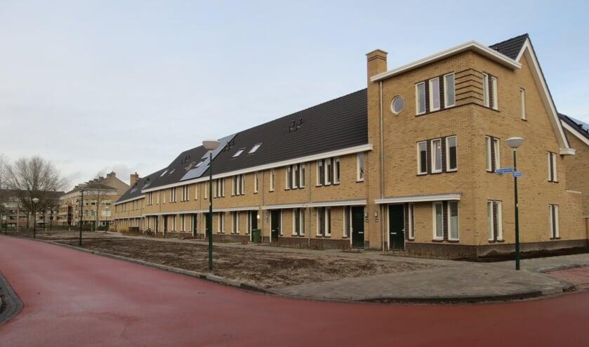 Woningbouw is een belangrijk onderdeel van de startnotitie.