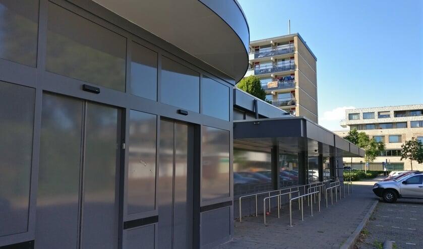 <p><em>Een schets van de nieuwe supermarkt op de Neptunuslaan in Bilthoven.</em></p>
