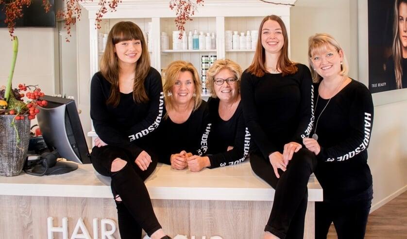Team Hairdesque is altijd als eerste op de hoogte van nieuwe ontwikkeling op hun vakgebied.