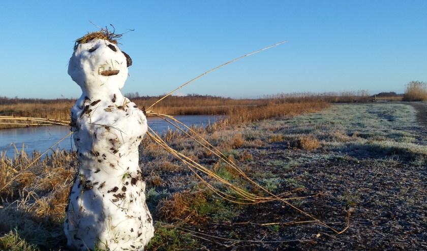 In haiku: Sporen in de sneeuw IJskoude herinnering Warme chocola