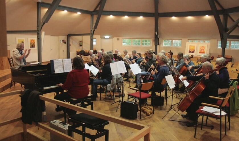 Vorig muziekproject van Samuze in de Centrumkerk te Bilthoven