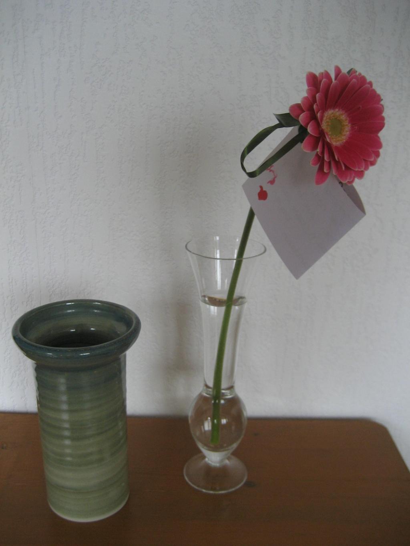 Alle bloemen vonden hun weg naar de bewoners.  © De Vierklank