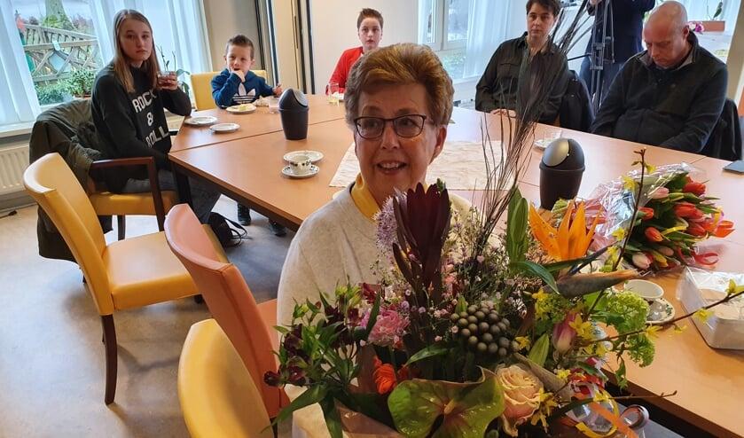 Ook mevrouw Henny van Engelen was één van de drie genomineerden
