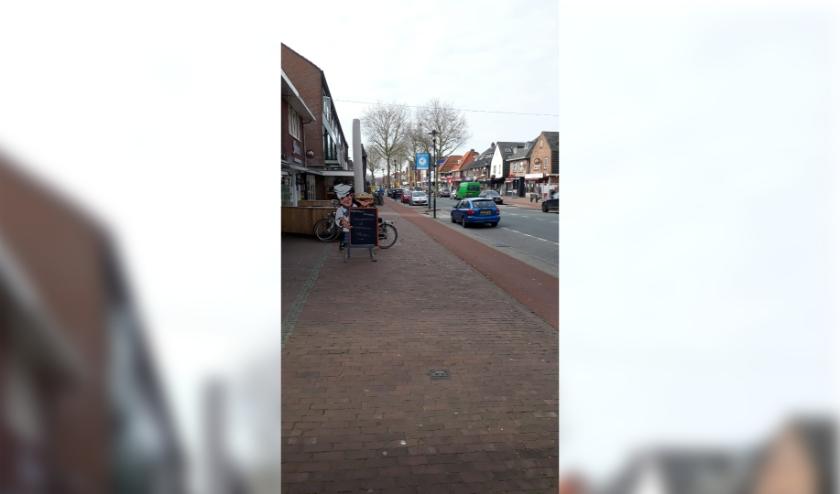 Winkeliers op de stille Hessenweg denken graag mee om inwoners toch van dienst te kunnen zijn.