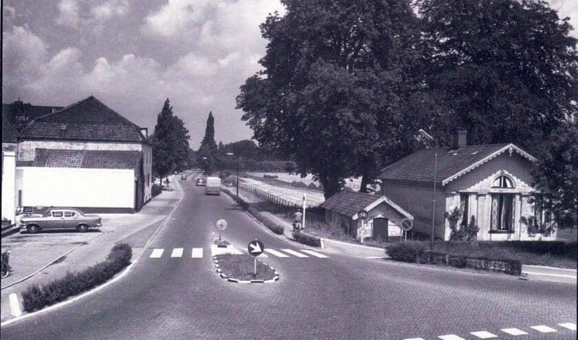 Jan Brouwer woonde op de hoek van de Soestdijkseweg Zuid en de Holle Bilt. (foto Jan Brouwer).
