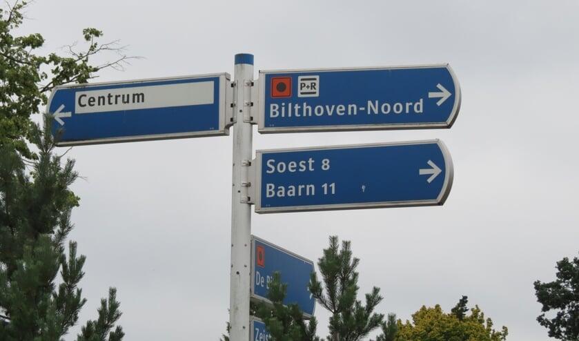 Een motie die B en W vraagt het bestemmingsplan Bilthoven-Noord aan te passen wordt aangenomen.
