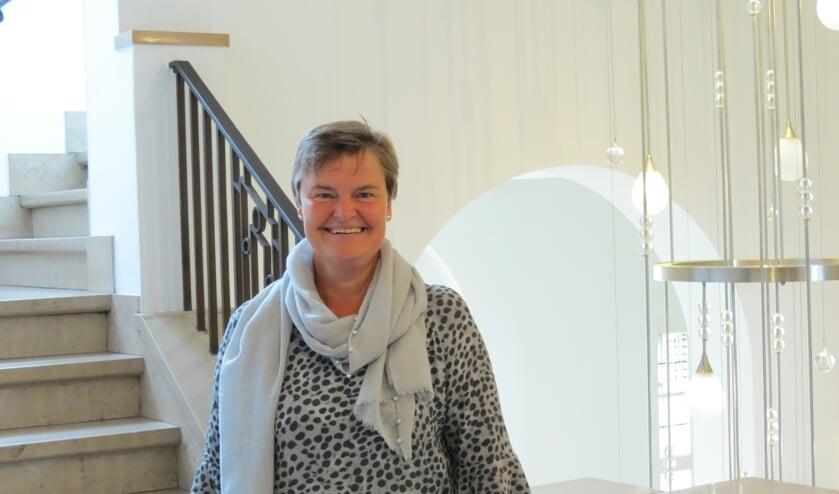 Anne Brommersma heeft onder meer duurzaamheid, circulaire economie en klimaatadaptatie in haar portefeuille.