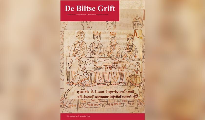 Het septembernummer van de 36 pagina's dikke Biltse Grift ligt vanaf deze week bij de Bilthovense Boekhandel en Bruna in Bilthoven en bij The Read Shop in De Bilt.