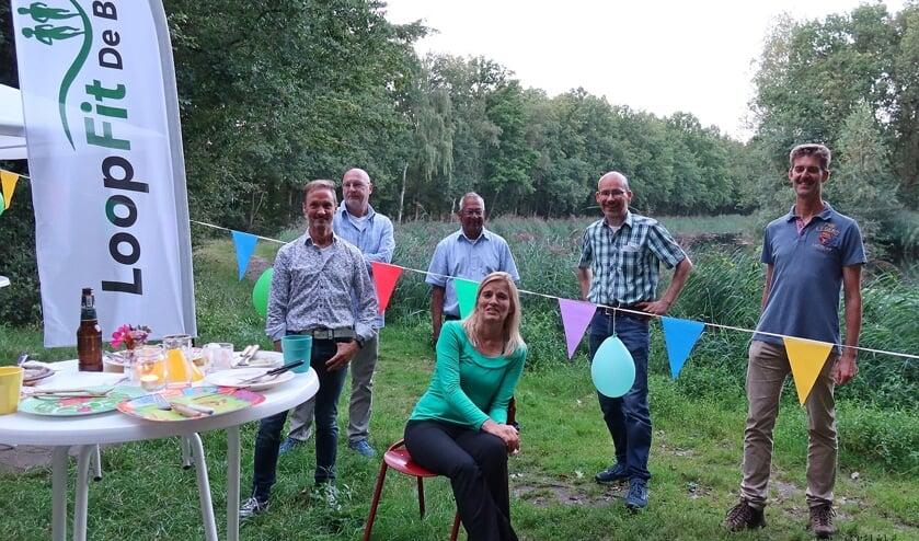 LoopFit De Bilt is feestelijk geopend.