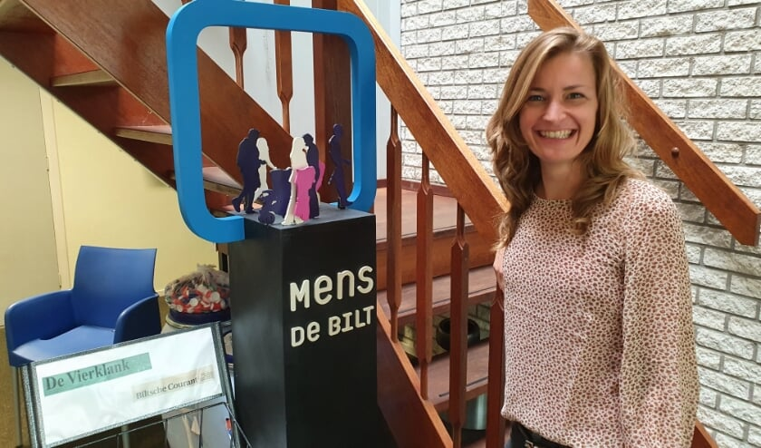 Naomi van der Meijden hoopt dat veel vrijwilligers zich aanmelden.