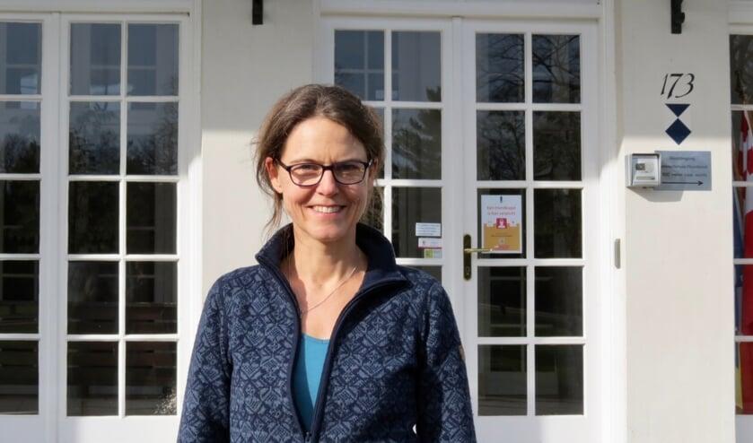 Eveline van de Aa werd geïnstalleerd als gemeenteraadslid voor GroenLinks.