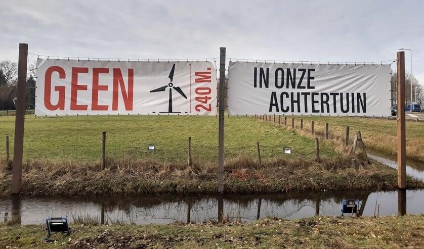 Inwoners van De Bilt willen in ieder geval geen windmolen in hun achtertuin.