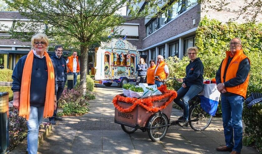 Oranjecomité De Bilt-Bilthoven bereidt Koningsdag 2021 voor
