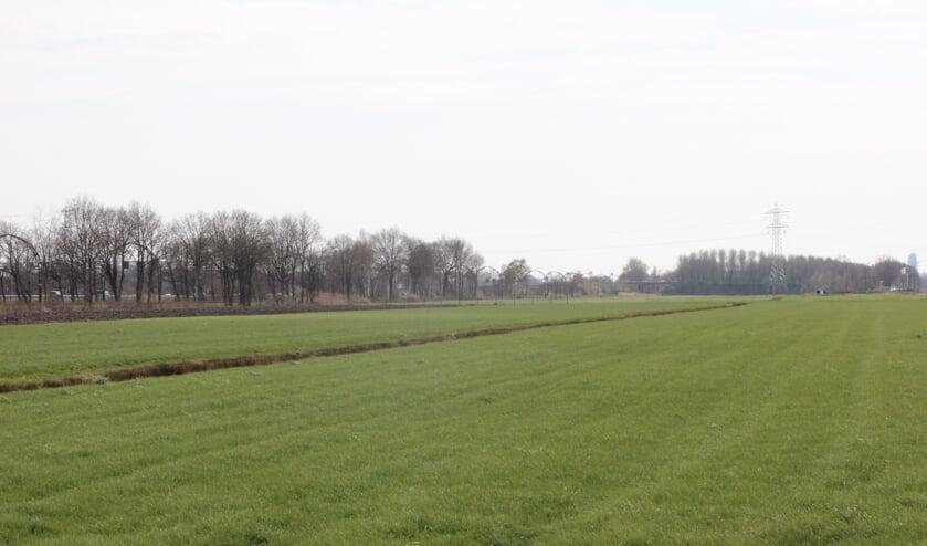 <p><em>Deze locatie kan bedekt worden met 10 hectare zonnepanelen aan de rand van het Noorderpark en energie opwekken voor 2200 huishoudens.</em></p>