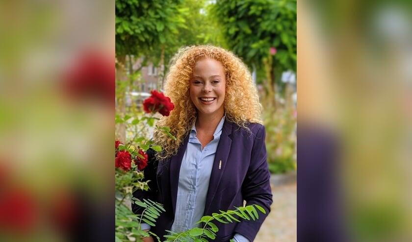 Laura van Nieuwenhuijze: 'Iedereen wil graag wonen waar men zich veilig voelt'.