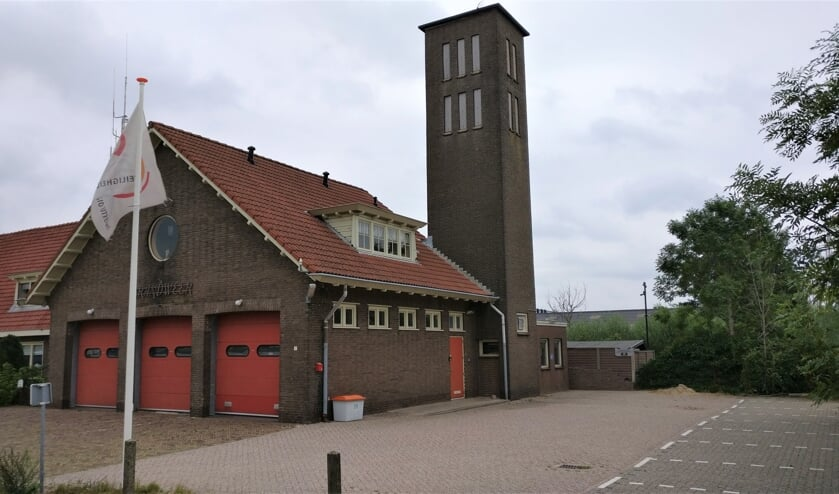 <p><em>Door de landelijke ligging is de toren van de brandweerkazerne Maartensdijk &eacute;&eacute;n van de herkenningspunten binnen de gemeente.&nbsp;</em></p>