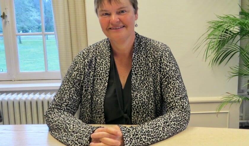 Anne Brommersma is erg onder de indruk van de betrokkenheid van inwoners.