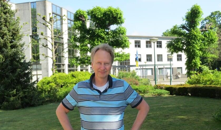 <p><em>Michiel van Weele (D66) vindt zon en wind in combinatie voor onze gemeente de beste oplossing.</em></p>