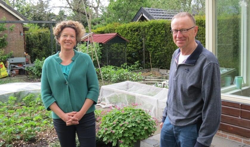 <p><em>De redactieteamleden Petra den Dulk en&nbsp;</em><em>Jan Dijkkamp.</em></p>