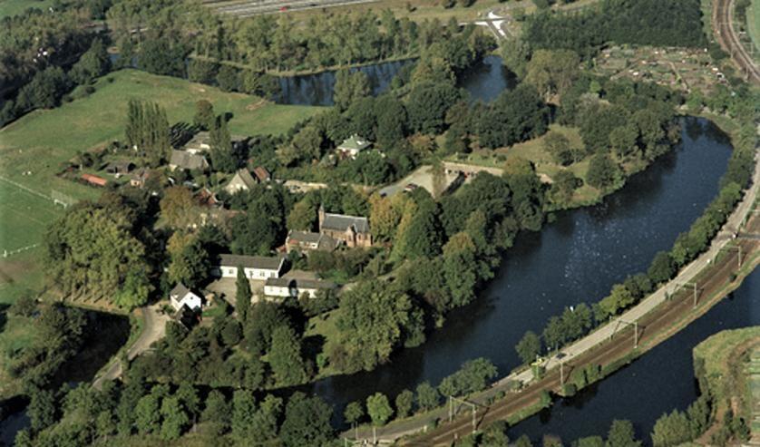 De Bastionweg loopt rond fort Blauwkapel naar de Voordorpsedijk. (foto gemeente Utrecht)
