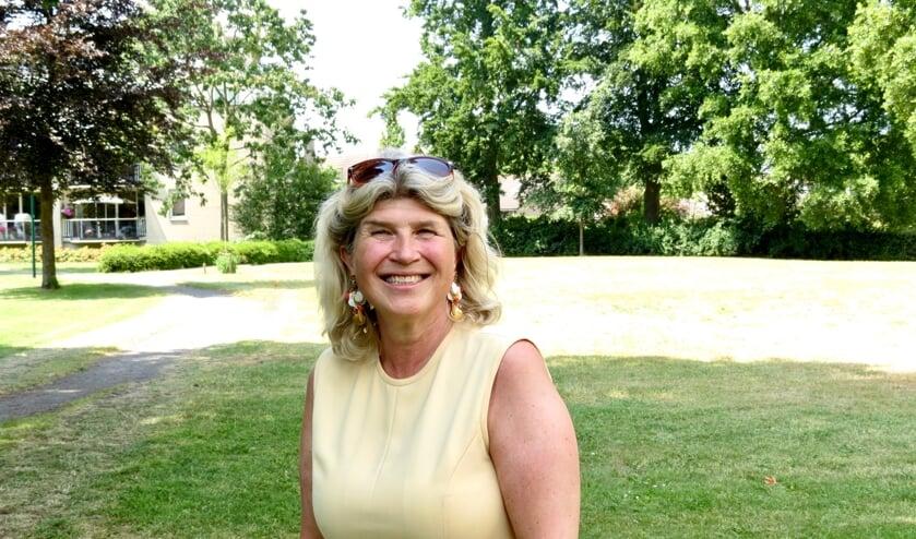 Wethouder Madeleine Bakker is blij met de aandacht voor ondernemers.
