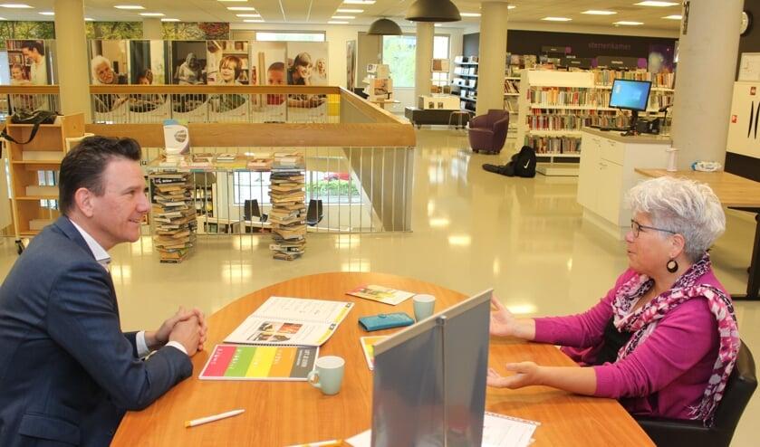 Lift je leven in Bibliotheek Idea