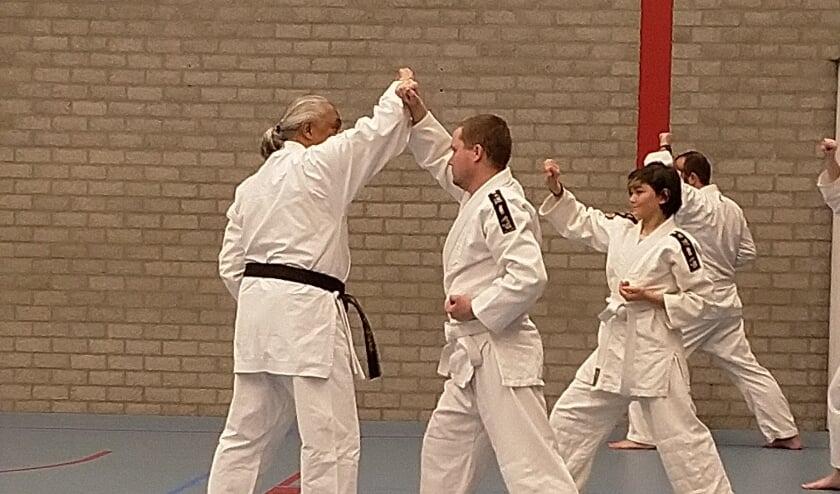 Judokan draait weer