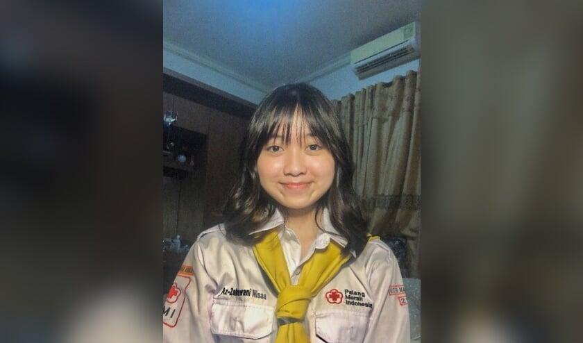 De 17-jarige Az uit Indonesië  zoekt een gastgezin.