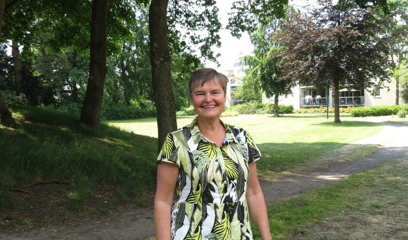 <p><em>Wethouder Anne Brommersma heeft nu ook verkeer in haar portefeuille.</em></p>