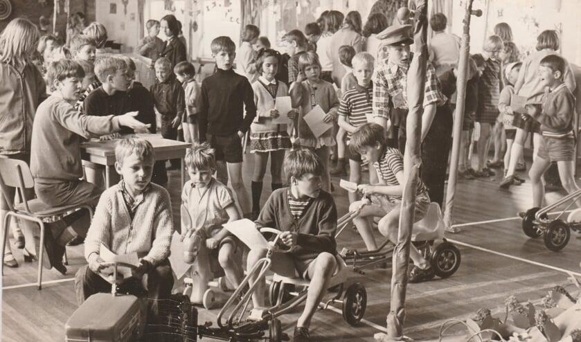 <p><em>Rienk Miedema vond deze foto in de WVT-archieven; de eerste Kindervakantieweek in 1969.&nbsp;</em></p>